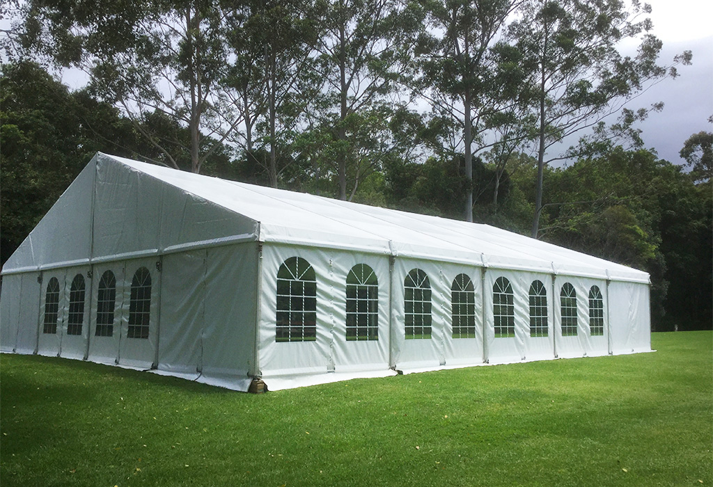What is a Frame Tent?