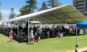 Marquee Hire now available